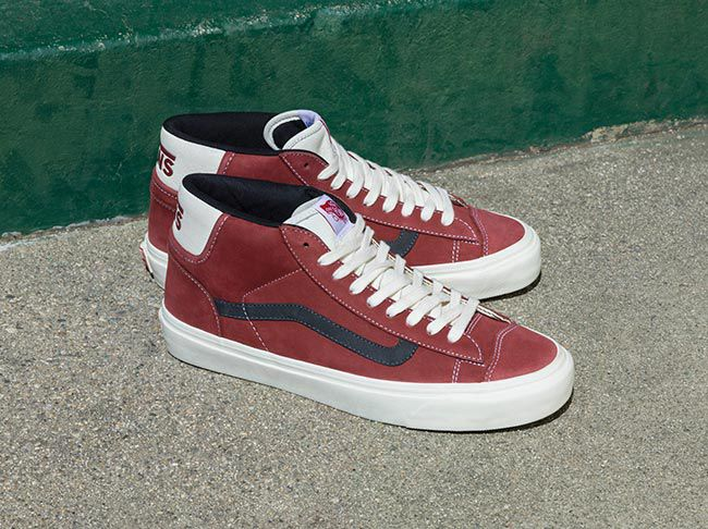 9f8dbb38934f97 Vans® Vault Collection
