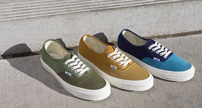 Collection Vault de Vans