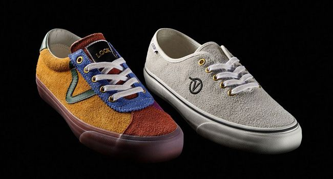 1d7c4c25a2 Vans® Vault Collection