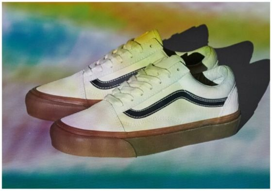 c7cde1401c3 OG OLD SKOOL LX. (Suede Canvas) Marshmallow Light Gum