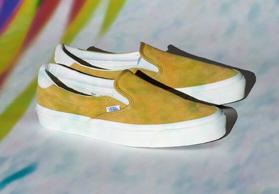 eb1fabe3918 OG Slip-On 59 LX. (Suede) Honey Mustard Marshmallow