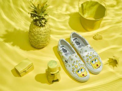 spongebob vans resell