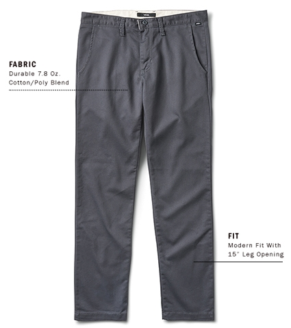 5c444c7f14b436 AUTHENTIC™ CHINO STRETCH