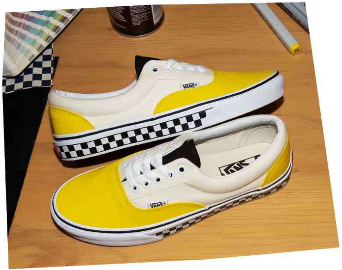 8dd6e38ddb54 Vans® Custom Shoes