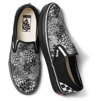Maia designed Slip-On shoe