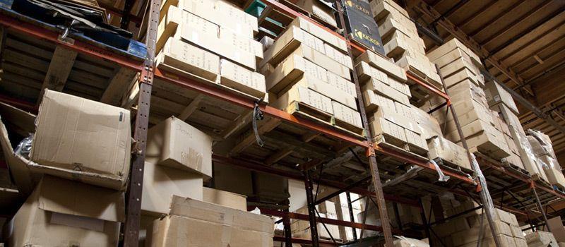 vans warehouse