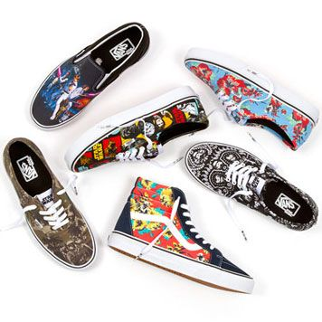 Vans x Star Wars Available Now!