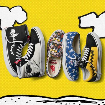 The Vans x Peanuts Collection 65c1414c401b