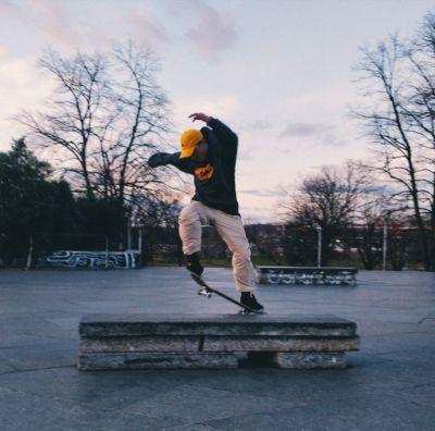 Por qué los skaters usan Vans?   Vans