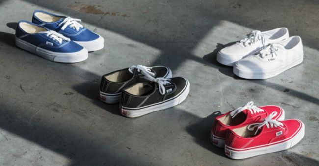 d309b47fab1b Vans® Vault Collection