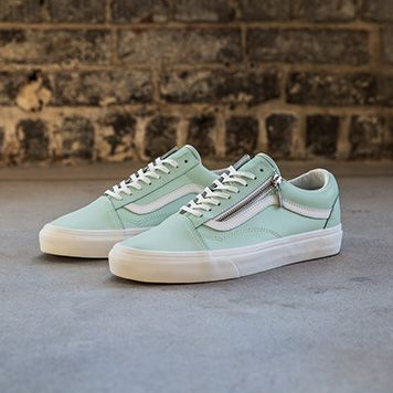 Vans Delivers Pastel Leather Sneakers Exclusively for Women