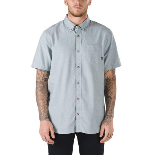Houser SS Buttondown Shirt | Vans
