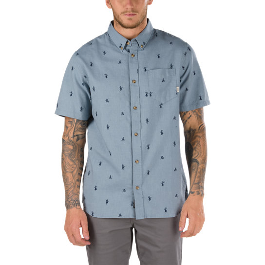 Houser Short Sleeve Shirt | Vans