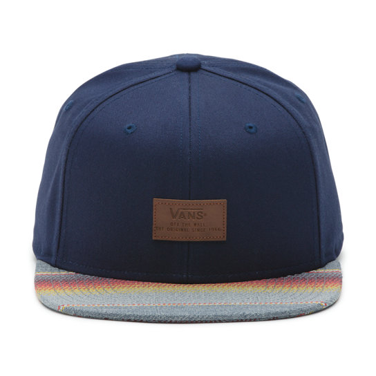 Allover it Snapback-Kappe | Vans