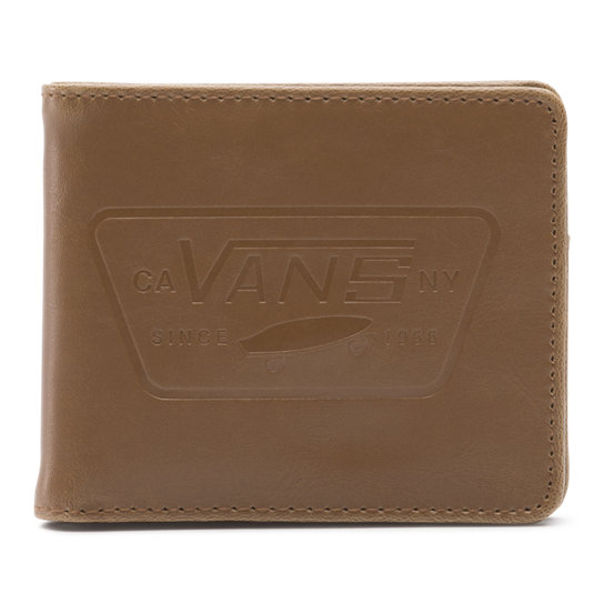 Full Patch Bifold Wallet | Vans