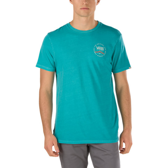 T-shirt Washed Original Rubber | Vans