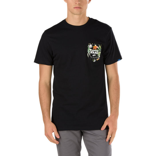 Print Box Pocket T-Shirt | Vans