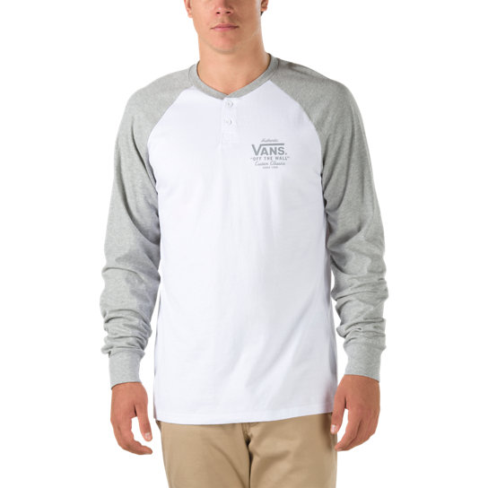 Denton Long Sleeve T-shirt | Vans