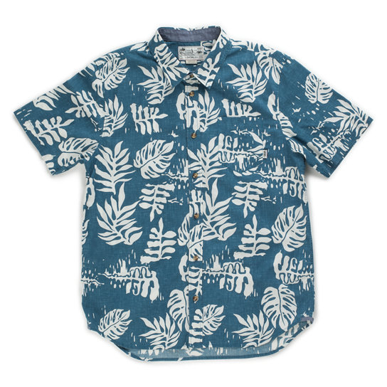JT Solana Short Sleeve Shirt | Vans