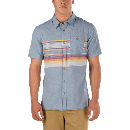 Wensley Short Sleeve Shirt | Vans