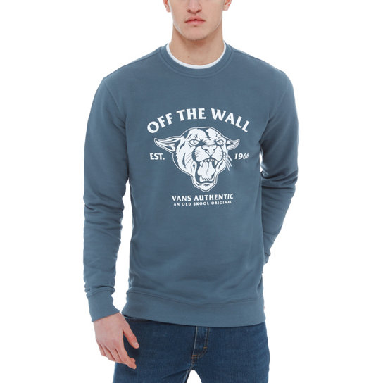 Old Skool Cougar Crew Fleece | Vans