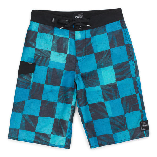 Jungen Check Yourself Boardshorts | Vans