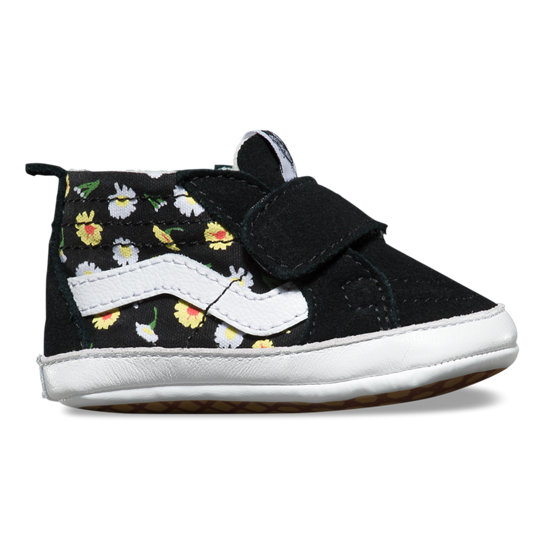 Infant Daisy Sk8-Hi Crib Shoes | Vans