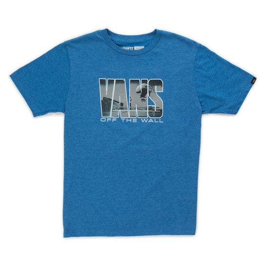 Push Through II T-shirt Jongens | Vans