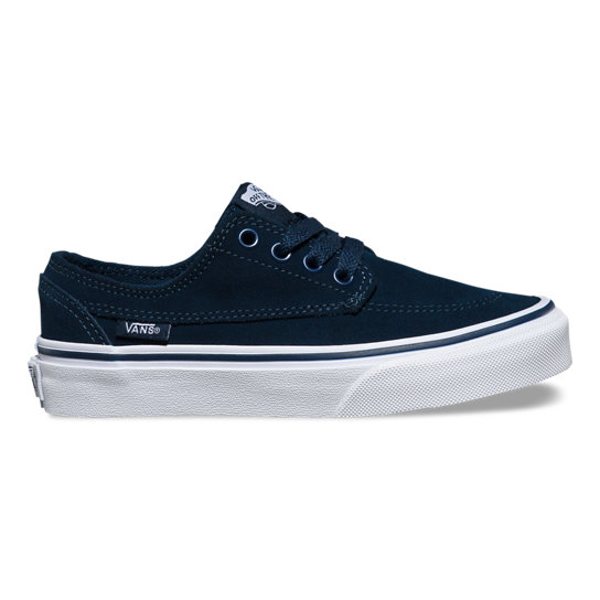 Kids Suede Brigata Shoes | Vans