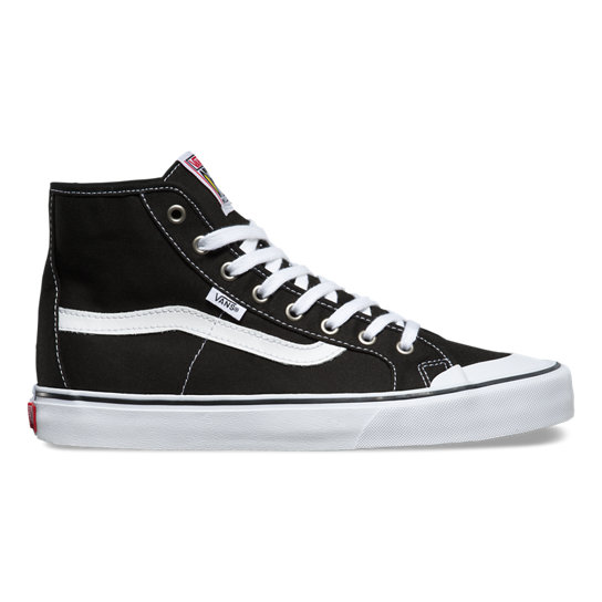 Black Ball Hi Shoes | Vans