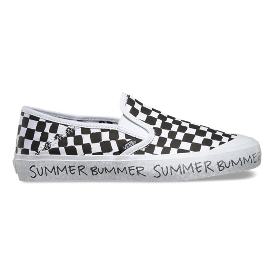 Summer Bummer Slip-On Shoes | Vans