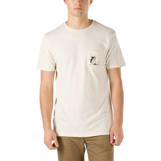 Yusuke Outdoors Pocket T-Shirt | Vans