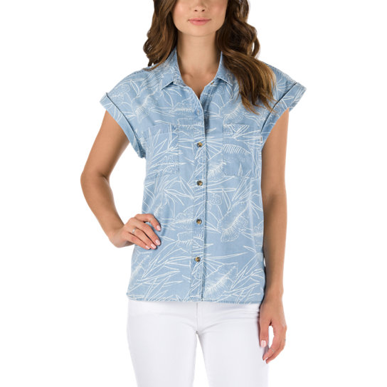 Sundazed Denim Top Shirt | Vans