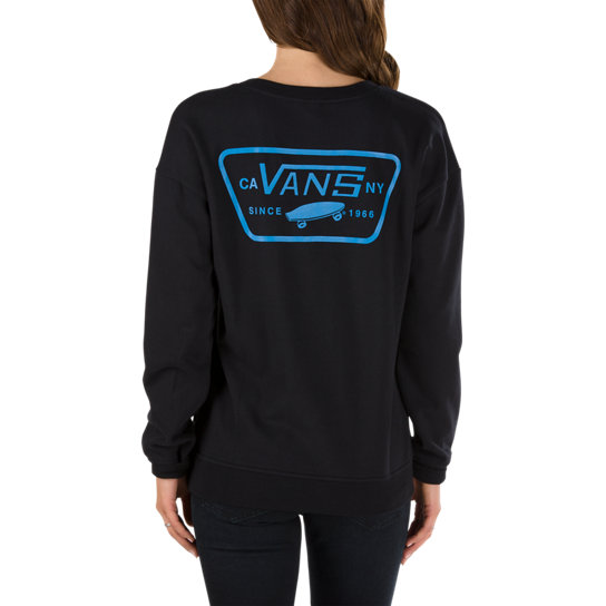Full Patch Crew Fleecetrui | Vans