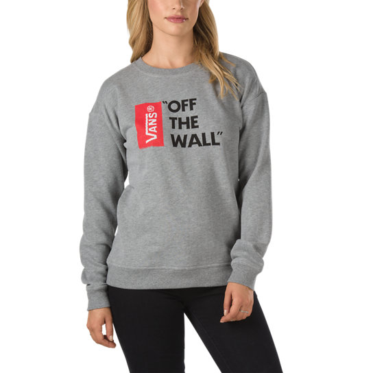 Anthem Crew Fleece | Vans