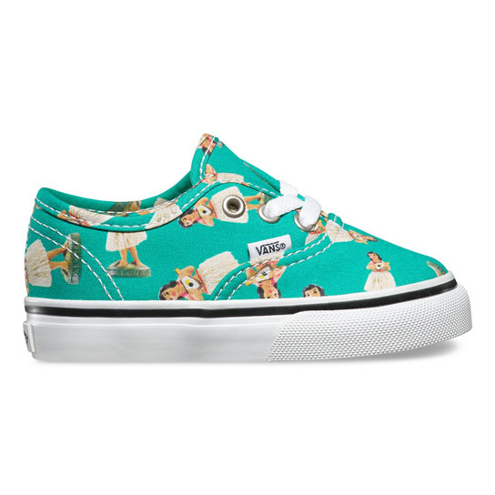 Toddler Digi Hula Authentic Shoes | Vans