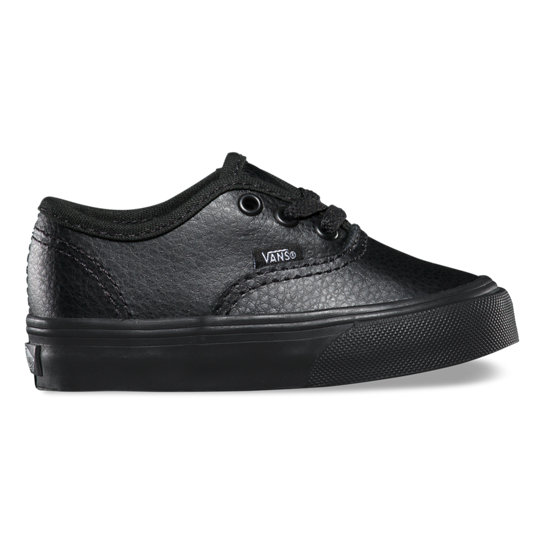Toddler Leather Authentic Shoes | Vans