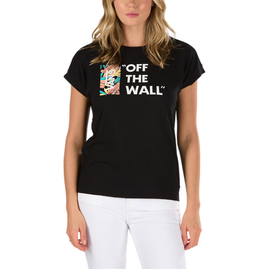 Tropical Lock Up T-Shirt | Vans