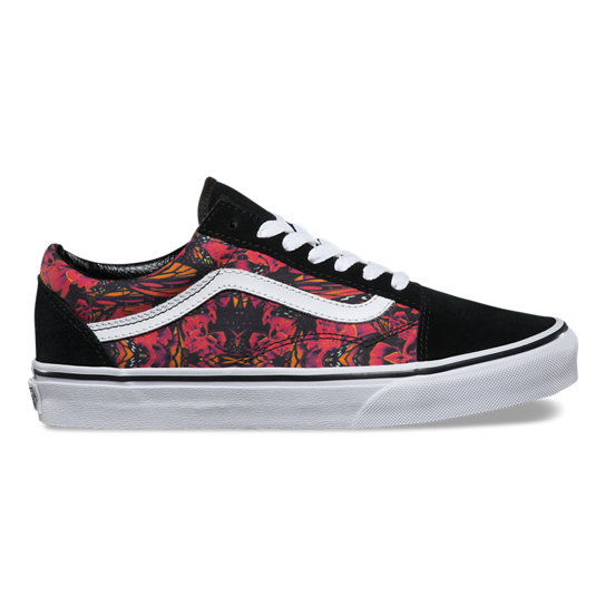 Butterfly Dreams Old Skool Shoes | Vans