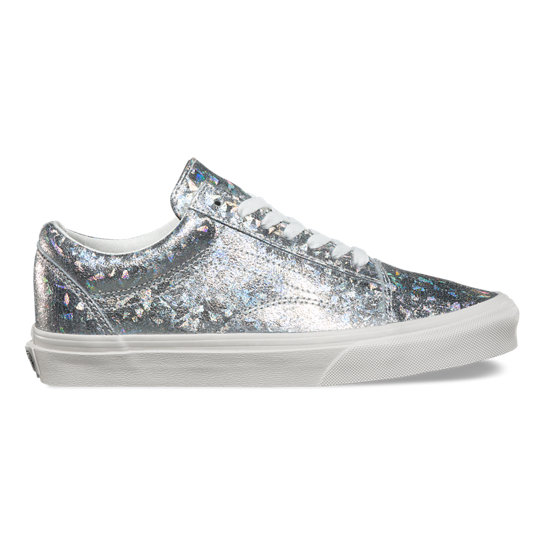 Hologram Old Skool Shoes | Vans