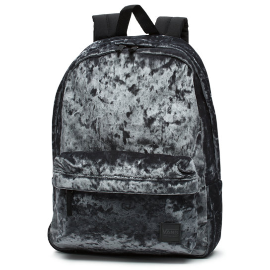 Deana Crushed Velvet Backpack | Vans