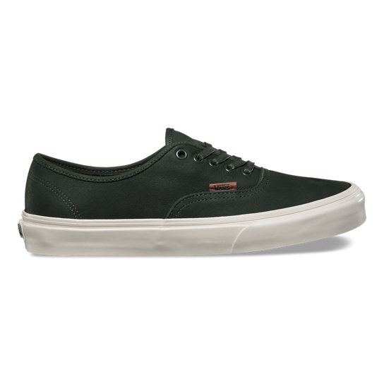 Premium Leather Authentic DX Shoes | Vans