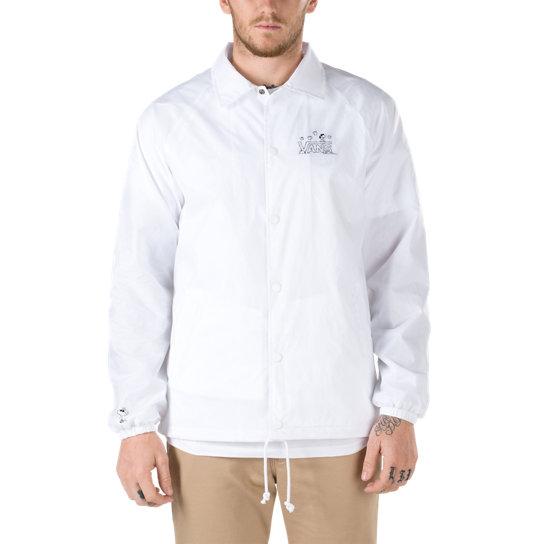 vans-x-peanuts-torrey-jacket by vans
