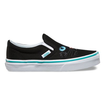 Kids Cat Classic Slip Shoes Vans Official Store