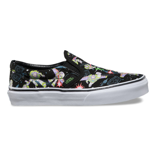 Toy Story Classic Slip-On Kinderschoenen (4-8 jaar) | Vans