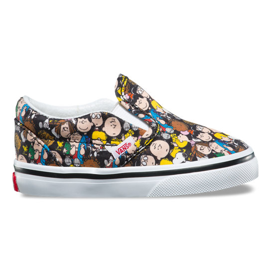 Toddler Vans X Peanuts Classic Slip-On Shoes | Vans