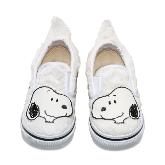 Toddler Vans X Peanuts Slip-On Shoes | Vans