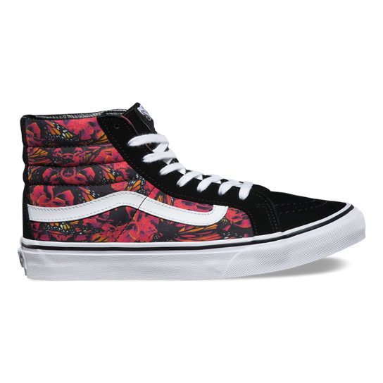 Butterfly Dreams Sk8-Hi Slim Shoes | Vans