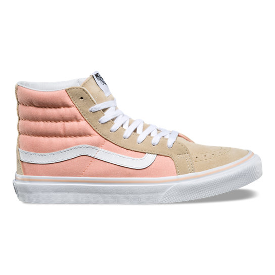 online store 96c0b 5249f Pastellfarbene Sk8-Hi Slim Schuhe
