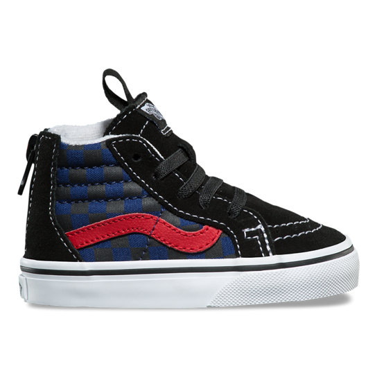 Zapatillas Checkerboard Old Skool V de niñito | Vans